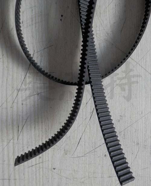 黑色橡胶开口同步带